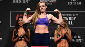 Aspen Ladd vs. Sijara Eubanks Rematch Booked for UFC Fight Night in May