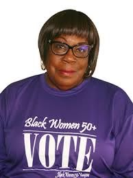 Black women VOTE - Black Women 50+ Health & Lifestyles Magazine