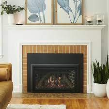 highland gas fireplace insert the