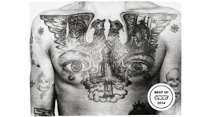 W Swiecie Tatuazy Radzieckiej Recydywy Vice