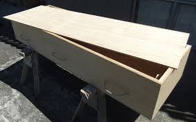 caskets and coffins available from diy