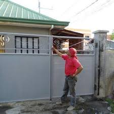 Steel Gate Fabrication Construction Building Materials Carousell Philippines