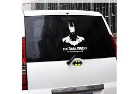 The Dark Knight Batman Car Auto Logo Decal Sticker Vinyl Reflective Windshield Car Truck Graphics Decals Auto Parts And Vehicles Tamerindsa Com Ar