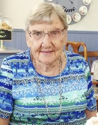 Emma May BOND | Obituary | Brockville Recorder & Times