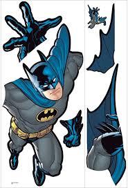 Roommates Batman Gotham Guardian Peel And Stick Giant Wall Decal Rmk1149gm Wall Decor Stickers Amazon Com