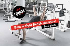 20 best weight benches of 2020