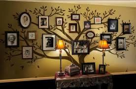 Family Tree Wall Decal Photo Frame Tree Decal Family Tree Wall Sti Ellaseal