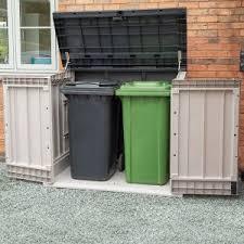 plastic garden storage garden storage