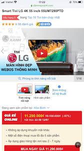 🔥 TIVI LG GIẢM ĐẾN 44% ‼ Tặng tiền điện... - Điện Máy Xanh Mường ...