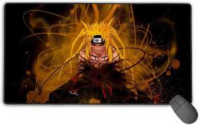 Amazon.com : Large Mouse Pad Naruto Shippuden Akatsuki Gaming ...