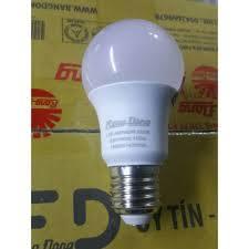 Bóng đèn led tròn 5W RẠNG ĐÔNG_Model A55N4/5W