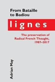 From Bataille to Badiou : Adrian May : 9781786940438