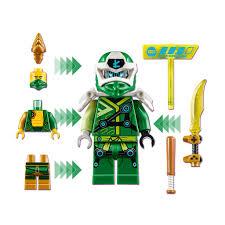 LEGO® NINJAGO® Bộ Vũ Khí Ninja-Lloyd 71716