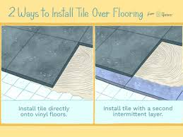 underlayment for ceramic tile floors