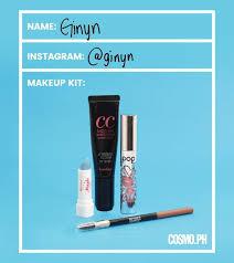 everyday makeup essentials of filipinas