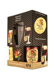 kwak gift pack 75cl belgian beer