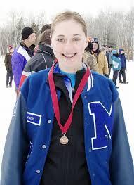 Callie Smith will represent Mora at State ski meet     presspubs.com