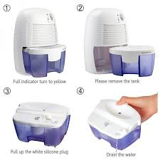 mini dehumidifier moisture absorber