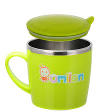 China Plain Stainless Steel Children Cup Without Decal China Enamel Mug And Mug Price