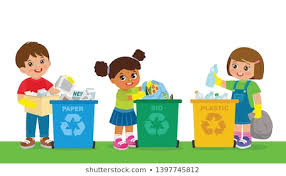 Child Throwing Garbage Dustbin Images Stock Photos Vectors Shutterstock