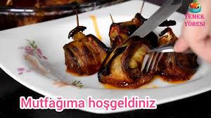Kürdan (İslim ) Kebabı Tarifi, Patlıcan Yemekleri - Dailymotion Video