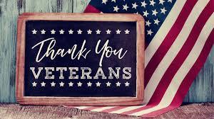 Veterans Day 2020 - Penn Christian Academy