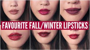 latest fall winter makeup trends 2019