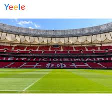 Yeele أتلتيكو مدريد ملعب لكرة القدم لاعب كرة القدم المشارك Ad خلفيات التصوير خلفيات للتصوير الفوتوغرافي لاستوديو الصور Aliexpress
