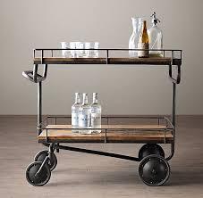 warehouse trolley bar cart drankkast