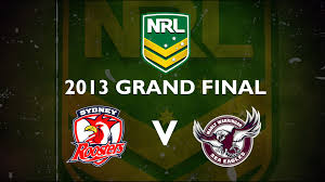 Roosters v Sea Eagles - Grand Final ...