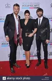 Lady Antebellum, Hilary Scott at 40th American Music Awards 2012 ...