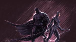 1920x1080 4k batman and catwoman 1080p