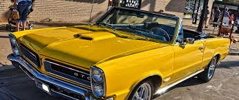convertible cars that are collectible