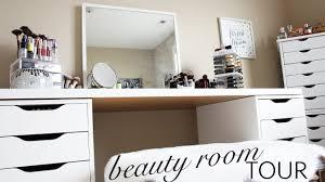 makeup room tour 2018 saubhaya makeup