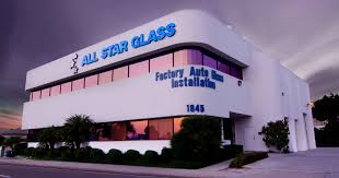 auto glass repair and windshield