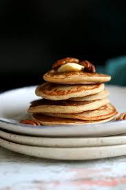 vegan banana oat pancakes gluten free
