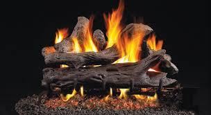 fake gas fireplace logs fireplace