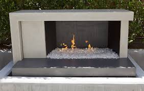 fire and ice the outdoor fireplace