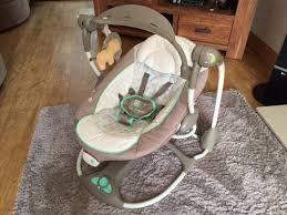 ingenuity convertme baby swing 2 seat