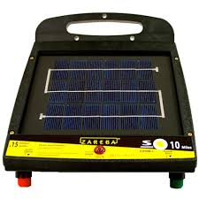 Zareba 10 Mile Low Impedance Solar Fencer Esp10m Z The Home Depot