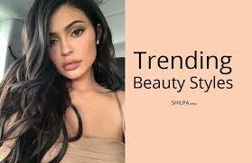 trending beauty styles summer makeup