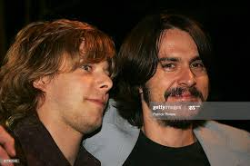 Musicians Ben Gillies of Silverchair and Wesley Carr arrive at the... News  Photo - Getty Images
