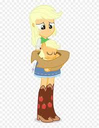 a tired pardner applejack my little
