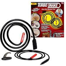 turbo snake drain clog remover