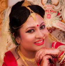 bridal makeup artist in north kolkata