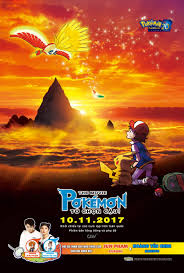 POKEMON: TỚ CHỌN CẬU (Pokémon the Movie: I Choose You!)