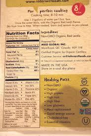 tolerant organic gluten free vegan pasta