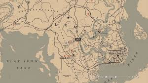 Rdr2 Online 5 Jewelry And Tonics Locations Near Fences Youtube