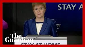 Coronavirus: Nicola Sturgeon gives ...