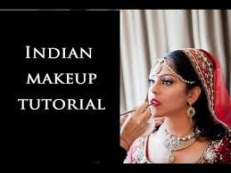 indian bridal makeup tutorial